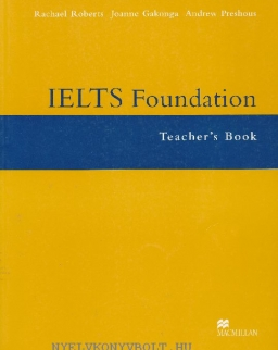 IELTS Foundation Teacher's Book