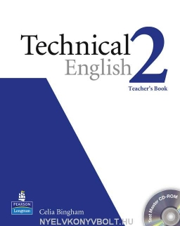 Technical English 2 Teacher's Book with CD-ROM