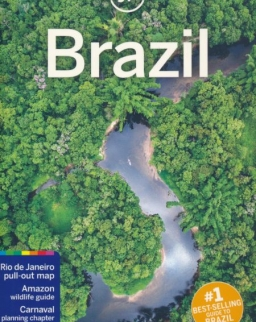 Lonely Planet - Brazil Travel Guide (11th Edition)