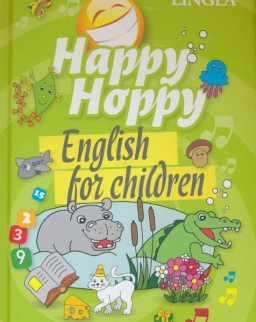 Happy Hoppy - English for children with Audio CD