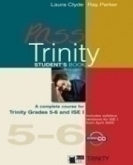Pass Trinity 5-6 Student's Book with Audio CD