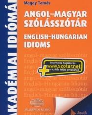 Angol-Magyar Szólásszótár Internetes hozzáféréssel és virtuális melléklettel