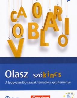 Olasz szókincs - A leggyakoribb szavak tematikus gyűjteménye (MX-594)