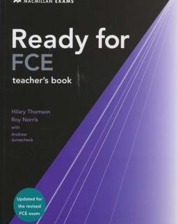Ready for FCE Teacher's Book 2008