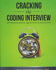 Gayle Laakmann McDowell: Cracking the Coding Interview - 189 Programming Questions and Solutions 6th Edition