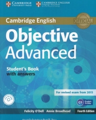 Objective Advanced 4th edition Student's Book Pack for revised exam from 2015 (Student's Book with Answers and CD-ROM)