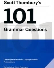 Scott Thornbury's 101 Grammar Questions