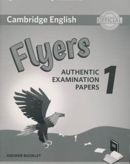 Cambridge English Flyers 1 Answer Booklet for Revised Exam From 2018