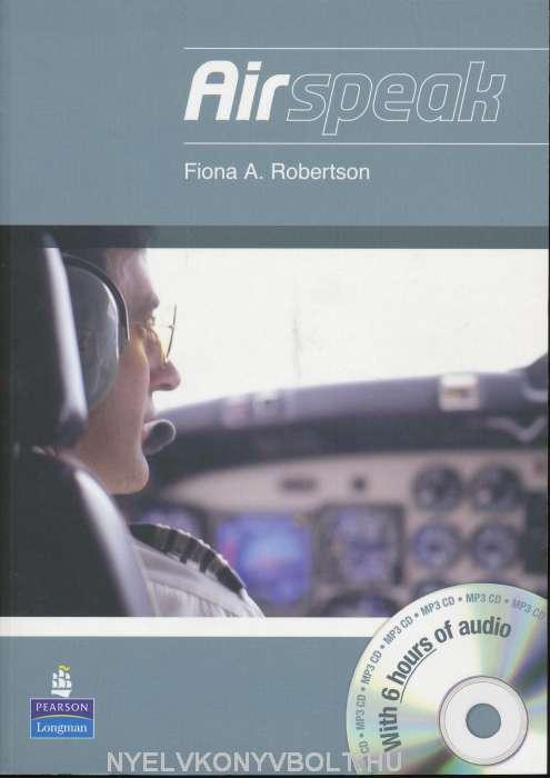 AirSpeak with Audio CD (MP3)