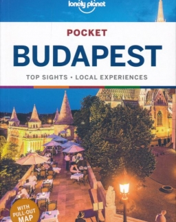 Lonely Planet Pocket Budapest 3rd Edition
