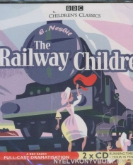 Edith Nesbit: The Railway Children - Audio Book CD