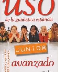 USO de la gramática espanola Junior avanzado