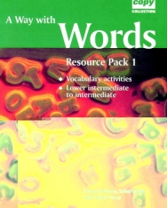 A Way with Words Resource Pack 1 Book