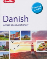 Berlitz Danish Phrase Book & Dictionary - Free App included