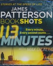 James Patterson: 113 Minutes - Audio Book (3 CDs)