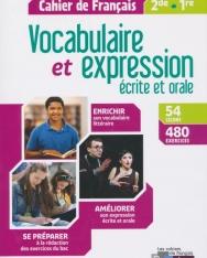Vocabulaire et expressions Français écrite et orale