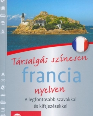 Társalgás színesen francia nyelven (MX-639)