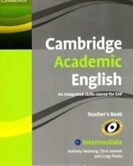 Cambridge Academic English Intermediate Teacher's Book