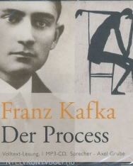Franz Kafka: Der Process, Volltextlesung von Axel Grube, 1 MP3-CD,