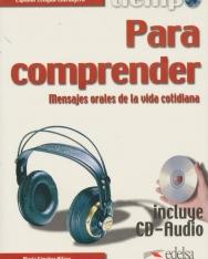 Tiempo... Para comprender Incluye CD Audio