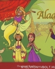 Aladdin with Audio CD - Theatrical Reader Level 1