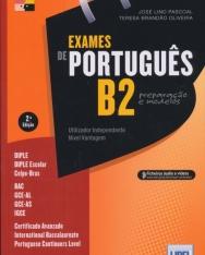 Exames de Portugués B2 Ficheiros áudio e vídeos