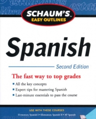 Schaum's Easy Outline of Spanish, Second Edition