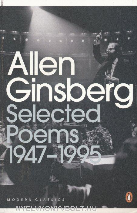 Allen Ginsberg: Selected Poems 1947-1995