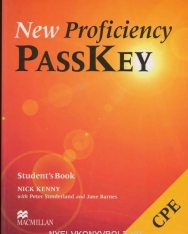 New Proficiency Passkey Student's Book
