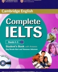 Complete IELTS Bands 4-5 Student's Book with Answers & CD-ROM