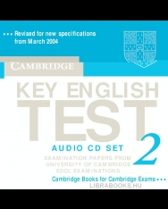 Cambridge Key English Test 2 Official Examination Past Papers 2nd Edition Audio CDs (2)