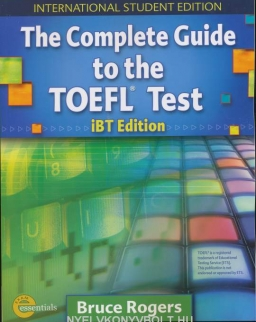 The Complete Guide to the TOEFL Test iBT Edition with CD-ROM