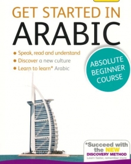 Teach Yourself - Get Started in Arabic from Beginner to Level 3 Book with  Audio online