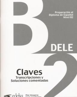 Preparación al Diploma de Espanol B2 Claves Nueva Edición 2014