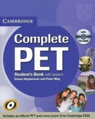 Complete PET Student's Book with Answer Key and Cd-Rom
