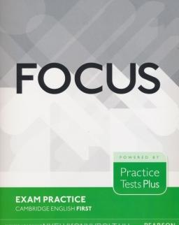 Focus Exam Practice - Cambridge English First