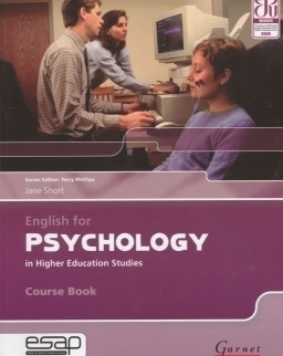 English for Psychology in Higher Education Studies Course Book with Audio CDs (2)