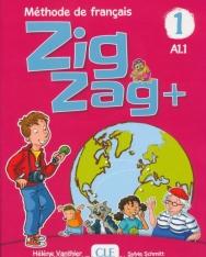 Zigzag + - Niveau 1 - Livre de l'éleve