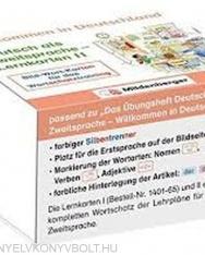 Willkommen in Deutschland - Lernkarten Deutsch als Zweitsprache II
