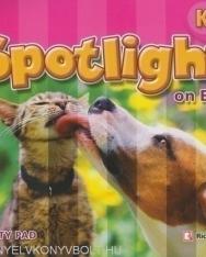 Spotlight on English K Student's Book