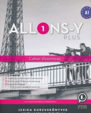 Allons-y Plus 1 - Cahier d'exercices A1 (LX-0302-1)