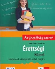 Érettségi – Német – Feladatsorok a középszintű szóbeli vizsgára