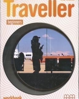 Traveller Beginners Workbook with CD