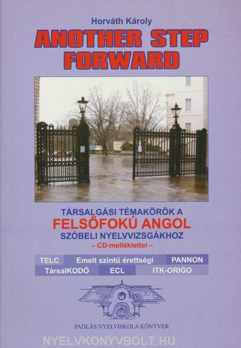 Another Step Forward + Audio CD