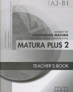 Matura Plus 2 Teacher's Book
