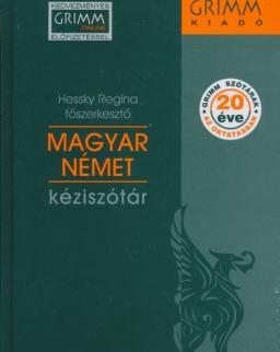 Magyar–német kéziszótár 5. javított kiadás