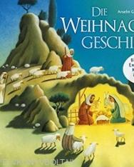 Die Weihnachtsgeschichte - Bildkarten fürs Erzähltheater Kamishibai