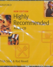 Highly Recommended, New Edition Class Audio CD