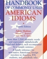 Barron's Handbook of Commonly Used American Idioms