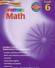 Spectrum Math Grade 6